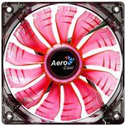Cooler para Gabinete 14CM LED Vermelho AIR FORCE EN51493 - Aerocool