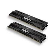 Memória Viper 3 16GB (2x8GB) 1600MHz DDR3 PV316G160C9K Preto - Patriot