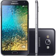 Smartphone Galaxy E7 Duos, 4G, Android 4.4, 16GB, 13MP, Preto E700M - Samsung