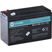 Bateria Selada VLCA 12V 7A BS12-70E - Vinik