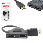 Cabo Adaptador Duplicador HDMI XT-2010 - Xtrad