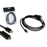 Cabo Conversor Mini Displayport para HDMI Macho 1.8 metros CB0188 - OEM