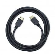 Cabo HDMI v2.0 4K Preto 2 Metros SM-HDM20 - Sumay
