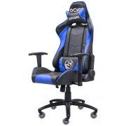 Cadeira Gamer Mad Racer V8 Azul MADV8AZGL - Pcyes