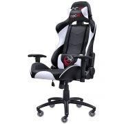 Cadeira Gamer Mad Racer V8 Branco MADV8BCGL - Pcyes