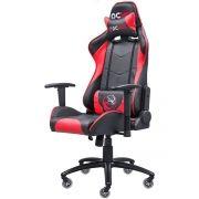 Cadeira Gamer Mad Racer V8 Vermelho MADV8VMGL - Pcyes