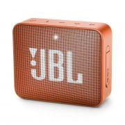 Caixa de Som Bluetooth JBL GO 2 (à prova dágua) Laranja JBLGO2ORG - JBL
