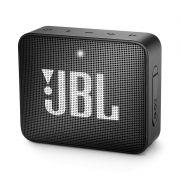 Caixa de Som Bluetooth JBL GO 2 (à prova dágua) Preta JBLGO2BLKBR - JBL
