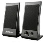 Caixa de Som Speaker Flat 3W RMS USB SP009 - Multilaser
