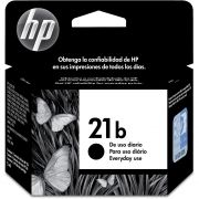 Cartucho HP 21B preto everyday C9351BB - HP