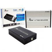 Case 3.5 Hd Sata USB 2.0 Para Pc e Notebook CS0025KP KP-HD002 KNUP