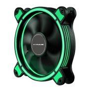 Cooler Fan Ring 120mm Spectrum Led Verde MYC/FC-SP12025/GR - Mymax