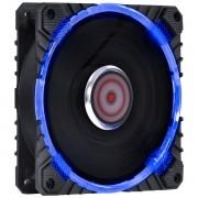 Cooler para Gabinete 120mm Calafrio com LED Azul FCAL120LDAZ 27123 - Pcyes
