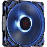Cooler para Gabinete Fury F5 120mm LED Azul F5120LDAZ 24032 - Pcyes