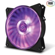 Cooler para Gabinete Masterfan 120mm MF120L RGB R4-C1DS-12FC-R1 - Coolermaster