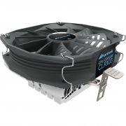 Cooler para Processador CLR-103 (Intel/AMD) Preto 64528 - Fortrek