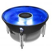 Cooler para Processador Intel I70C com LED AZUL (LGA 1156/1155/1151/1150) RR-I70C-20PK-R1 - Coolermaster