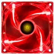 Cooler VX Gaming V.Light 4 pontos 29569 120x120 Vermelho - Vinik