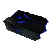 Cover para Fonte Dragon Preto RGB Motherboard RM-CF-02-DR - Rise Mode