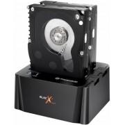 Dock Station BlackX Duet 3,5 Dual Bay USB 3.0 ST0014U-C - Thermaltake