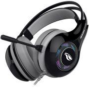 Fone de Ouvido com Microfone Gamer Heron 2 USB 7.1 PH-G701BKV2 Preto - C3Tech