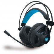 Fone de Ouvido com Microfone Gamer Pro H2 Preto 64390 - Fortrek