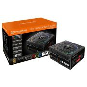 Fonte Toughpower Grand RGB 850W Gold Full Modular PS-TPG-0850FPCGUS-R PFC Ativo - Thermaltake