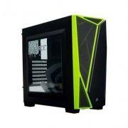 Gabinete ATX Carbide Series Spec-04 NVIDIA Preto/Verde CC-9011119-NV1 - Corsair