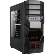 Gabinete Gamer mid tower Cyclops Black Edition 3.0 preto 63652 - Aerocool