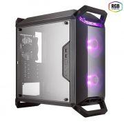 Gabinete Masterbox Q300P RGB Lateral em Acrílico MCB-Q300P-KANN-S02 - Coolermaster
