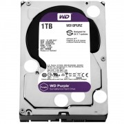 Hard Disk 1TB Purple Surveillance IntelliPower 64MB SATA III WD10PURZ - Western Digital