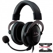 Headset Gamer HyperX 7.1 Cloud II KHX-HSCP-GM Preto - Kingston