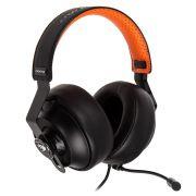 Headset Gamer Preto/Laranja Phontum 3H500P53B - Cougar