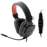 Headset Shield Preto Virtual Surround 7.1 Controle Multifuncional HS409 - OEX