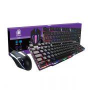 Kit Gamer Start Teclado e Mouse 015-0052 - Nemesis