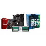 Kit Intel i5 7400 3Ghz  + H270 Gaming M3 DDR4 + Memória de 8GB DDR4 2400Mhz
