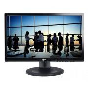 Monitor LED 21.5 IPS Full HD HDMI/DVI/VGA (Pivot e Ajuste de Altura) Flicker Safe 22MP55PQ-B - LG