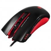 Mouse Gamer Stellers 3200DPI com Iluminação Preto MG-200BRD - C3Tech