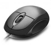 Mouse Óptico USB Classi Preto MO300 - Multilaser