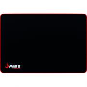 Mouse Pad Rise Gaming Grande Zero Vermelho em Fibertek Costurado RG-MP-05-ZR - Rise Mode