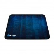 Mouse Pad Rise Gaming Hacker Grande em Fibertek Costurado RG-MP-05-HCK - Rise Mode