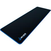 Mouse Pad Rise Gaming Zero Azul Extended em Fibertek Costurado RG-MP-06-ZB - Rise Mode