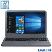 Notebook Intel® Core i3 7020U, 4GB, 1TB, Tela de 15,6, Titanium, Essentials E30 NP350XAA-KF3BR - Samsung