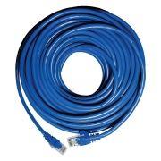 Patch Cord UTP CAT5E 26AWG 30 Metros Azul 27681 - Seccon