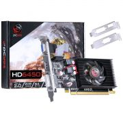 Placa de Vìdeo AMD 6450 2GB DDR3 64 Bits com kit low profile PJ64506402D3LP - Pcyes