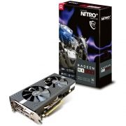 Placa de Video AMD Radeon RX 580 NITRO+ 8GB GDDR5 PCI-E 11265-01-20G - Sapphire