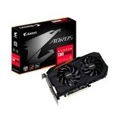 Placa de Vídeo Aorus Radeon RX 580 8GB 256Bits GV-RX580AORUS-8GD - Gigabyte