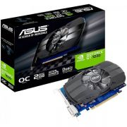 Placa de Vídeo GeForce GT1030 2GB DDR5 PH-GT1030-O2G - Asus