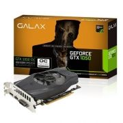 Placa de Vídeo GeForce GTX1050 OC 2GB DDR5 128Bits 50NPH8DSN8OC - Galax
