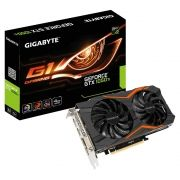 Placa de Vídeo Geforce GTX 1050Ti G1 Gaming 4G GV-N105TG1 GAMING-4GD - Gigabyte